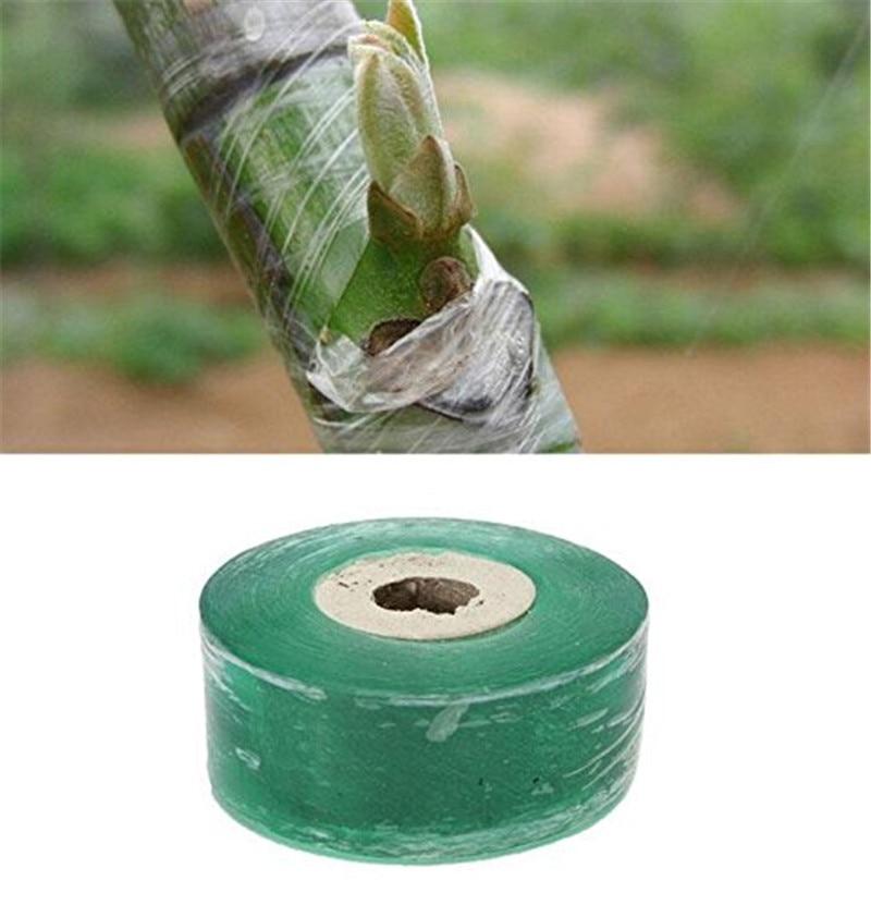 Garden Plant graft budding Roll tape Parafilm fruit tree Pruning Pruner Seedle Nursery moisture barrier repair Strecth floristry