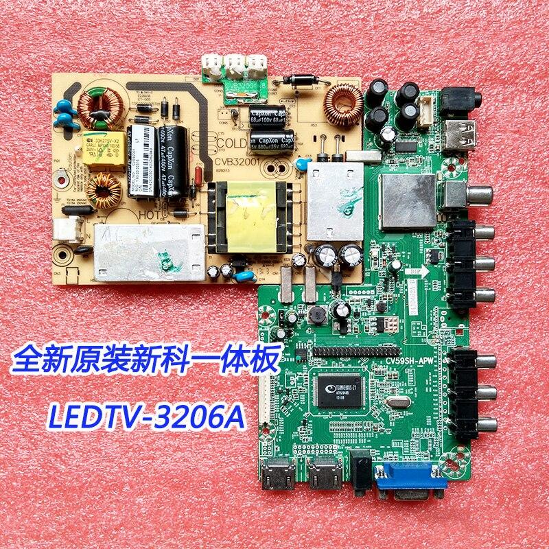 LEDTV-3206A الطاقة مجلس CVB32001 اللوحة CV59SH-APW TN315A-V1.3
