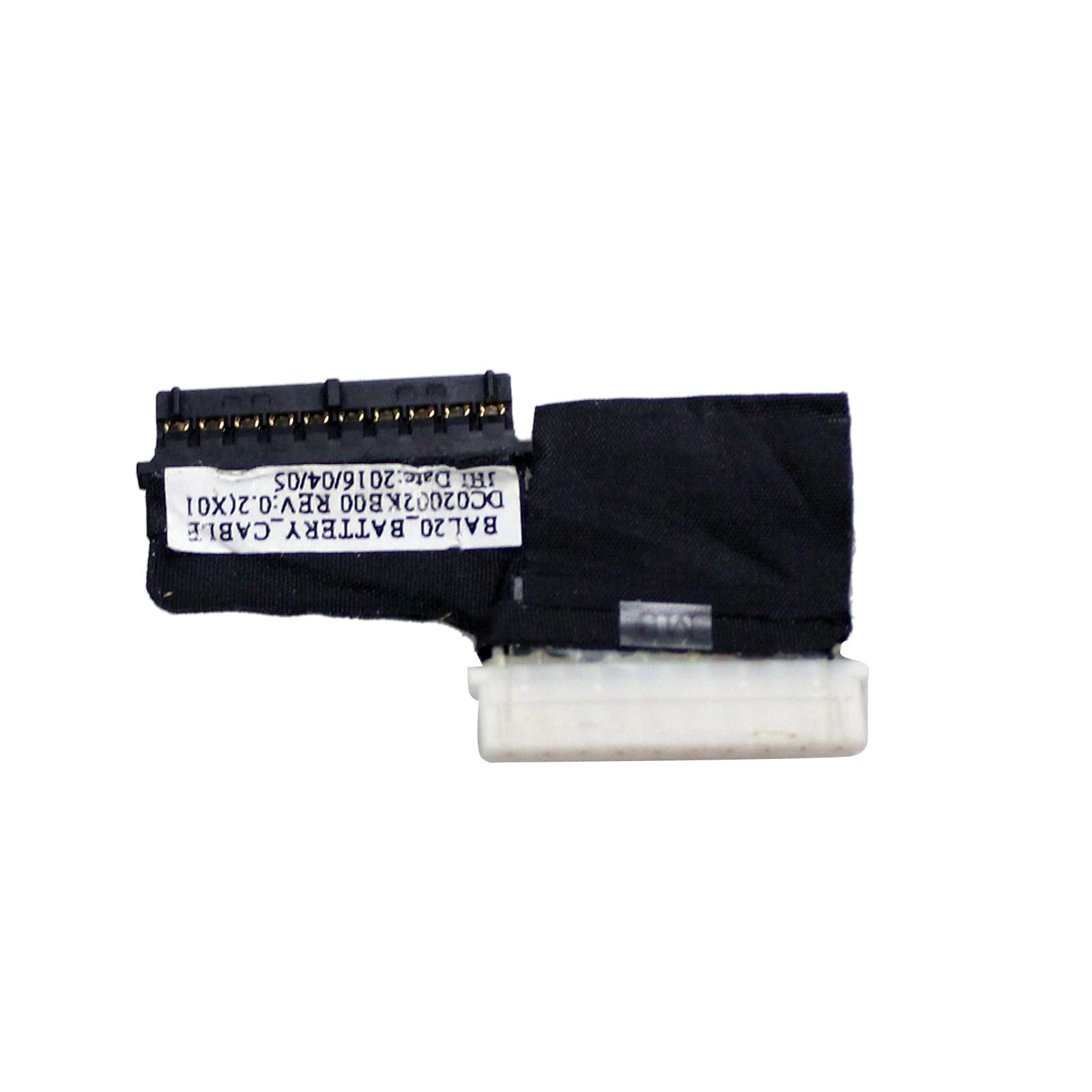 Cable de batería de alambre para Dell Inspiron 5565 15 5567 DC02002MM00 0G0FWX G0FWX