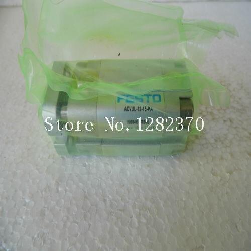 [SA] FESTO cilindro ADVUL-12-15-PA stock 156 de 846