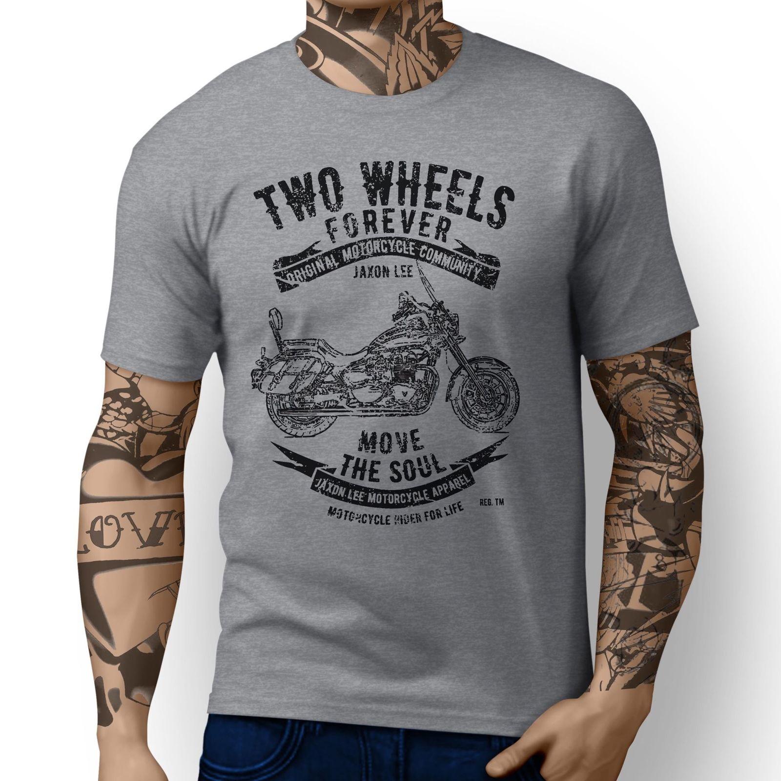 2019 New Fashion American Motorbike America LT Inspired Motorcycle Art T-shirts