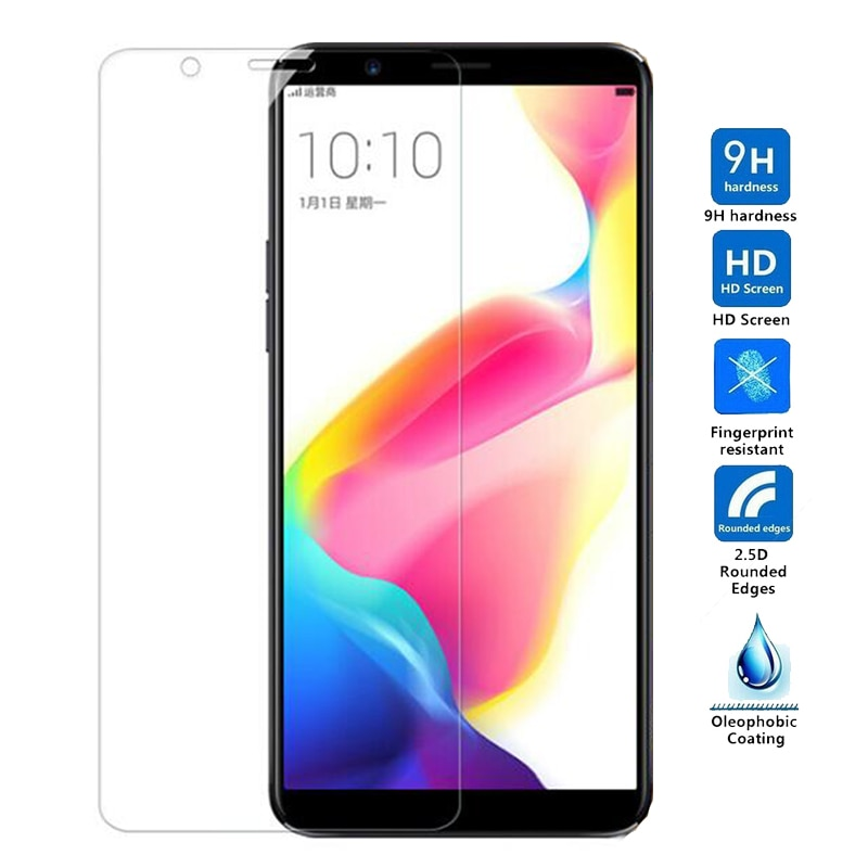 Premium 0.26mm 9H Tempered Glass Screen Protector film for OPPO R11 R11S PLUS R11plus Protective pho