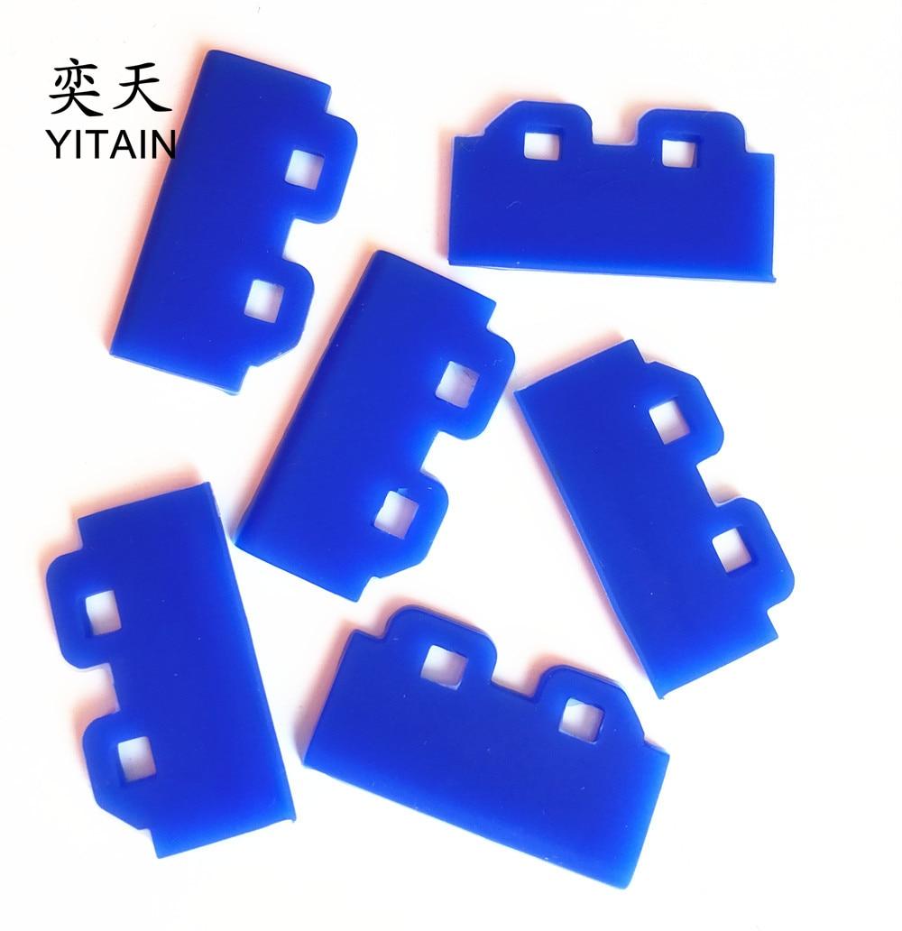 10 Uds disolvente de limpiador para Roland/Mimaki/Mutoh/Allwin humanos/Infinity ect impresora con Epson DX5 cabezal de impresión