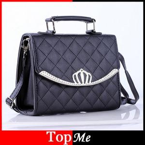 Brand Designer Women Handbags Soft PU Leather Casual Lady Shoulder Messenger Bags Keys Phone Money Purse Tote Cover Bag Pocket