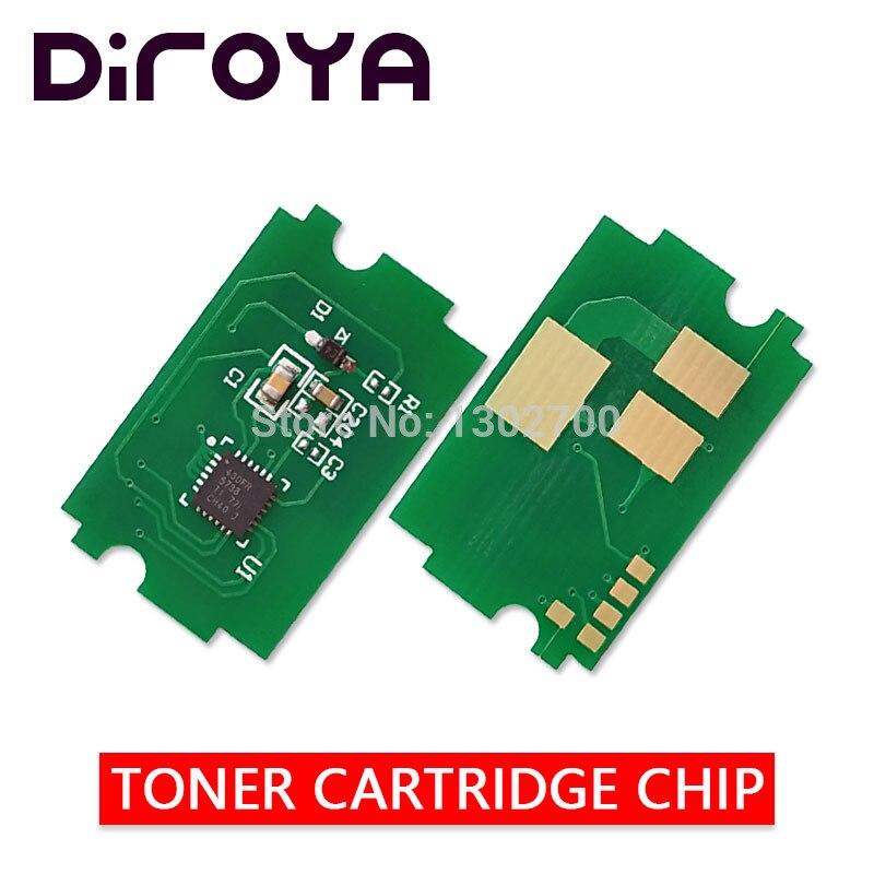 TK-5230 TK5230 K C M Y TK 5230 chip de cartucho de tóner para Kyocera ECOSYS M5521cdw P5021cdw P5021cdn P5021 P 5021 cdw en polvo restablecer