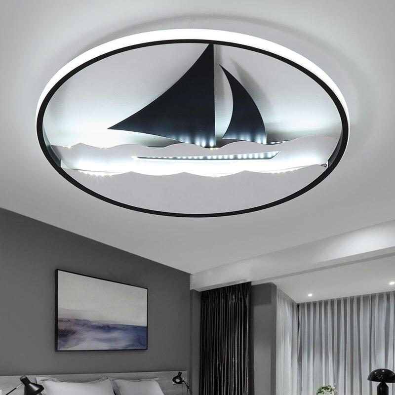 LICAN Modern led ceiling Chandelier lights for living room Bedroom Study Room home Dec Aluminum Ceiling Chandelier Lamp Fixtures