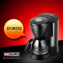 DCM203 Coffee Machine Heat Preservation Coffee Maker 1.25L Capacity Coffee Making Machine  Espresso Coffee Maker