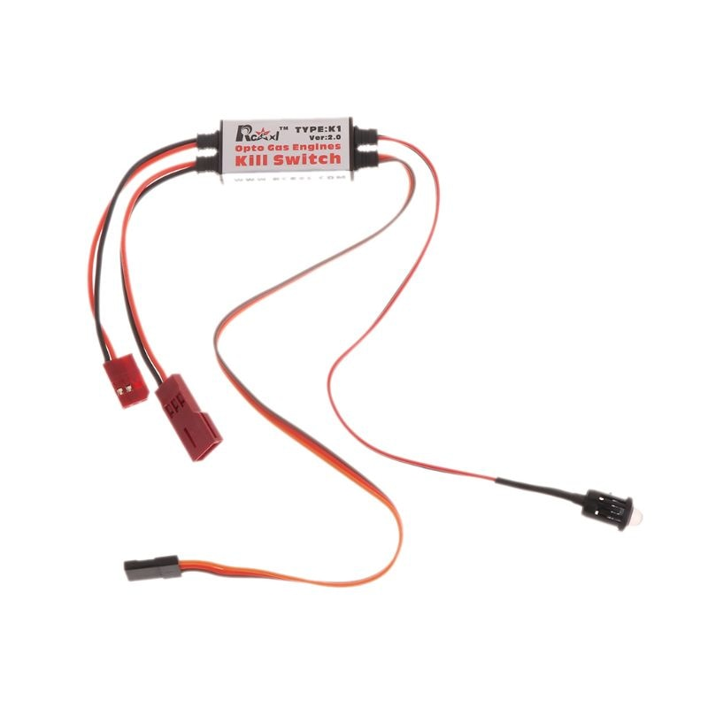 Corte de encendido para el motor de Gas RCEXL interruptor de apagado Opto DLA DLE DA