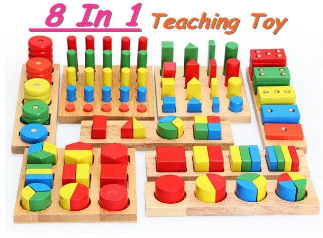 8 em 1 auxiliar de ensino de educacao precoce