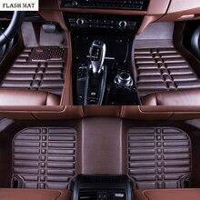Nach maß auto fußmatten für MG Alle Modelle MG ZS MG5 MG6 MG7 MG3 mgtf geely atlas Auto zubehör auto matten