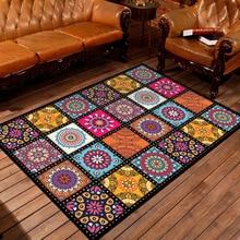 Floral Home Mat Room Area Rug Floor Carpet For Living Room Bedroom Large Trellis Cat Tapete Para Sala Alfombra Tapis