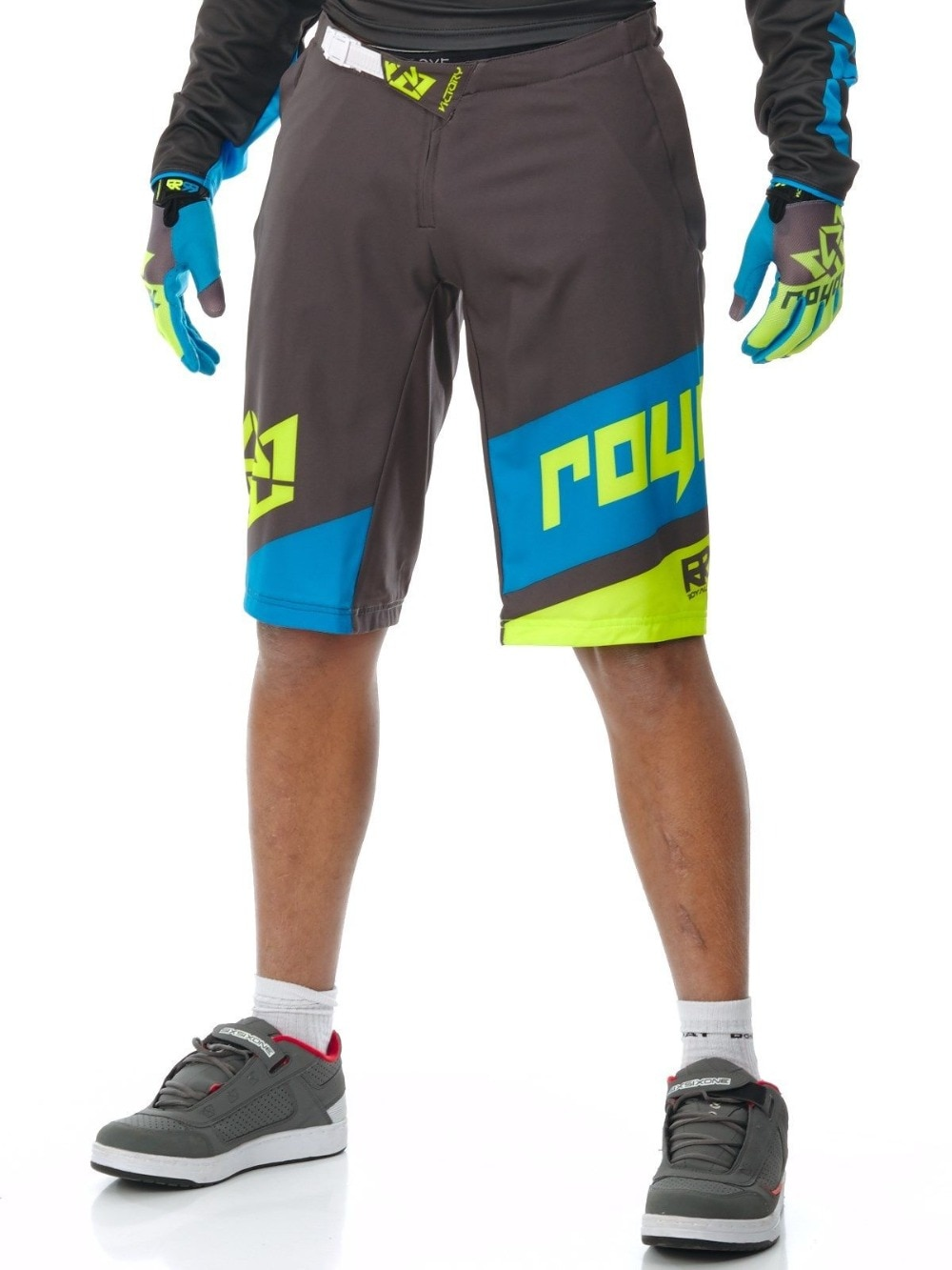 2019 nuevos pantalones de Motocross pantalones cortos para motocicleta pantalones cortos para bicicleta todo terreno MTB MX DH pantalones cortos para bicicleta de montaña.