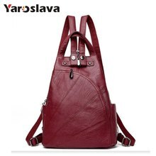 Loisirs femmes sacs à dos femmes en cuir PU sacs à dos femme école sacs à bandoulière pour adolescentes voyage sac à dos LL16