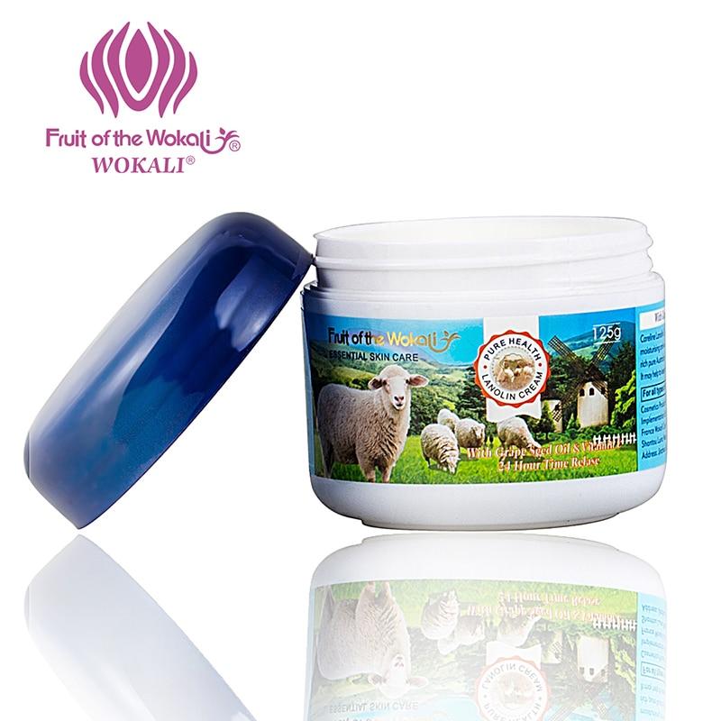Увлажняющий крем WOKALI для лица питательный ухода за кожей против старения морщин