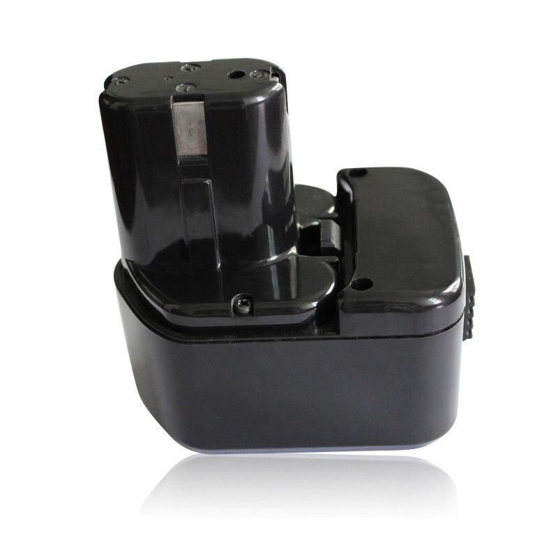 NI-MH 12V 3000mAh Batterie für Hitachi EB1214S, EB1220BL,EB1220HL,EB1220HS DH15DV DN12DY DN12DYK DN12Y DW18D