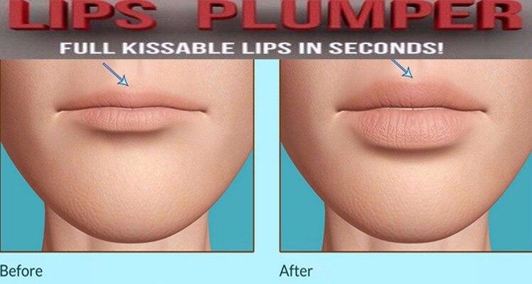 Potenciador de labios extremo brillo de labios aumento de volumen labios gran venta + envío rápido