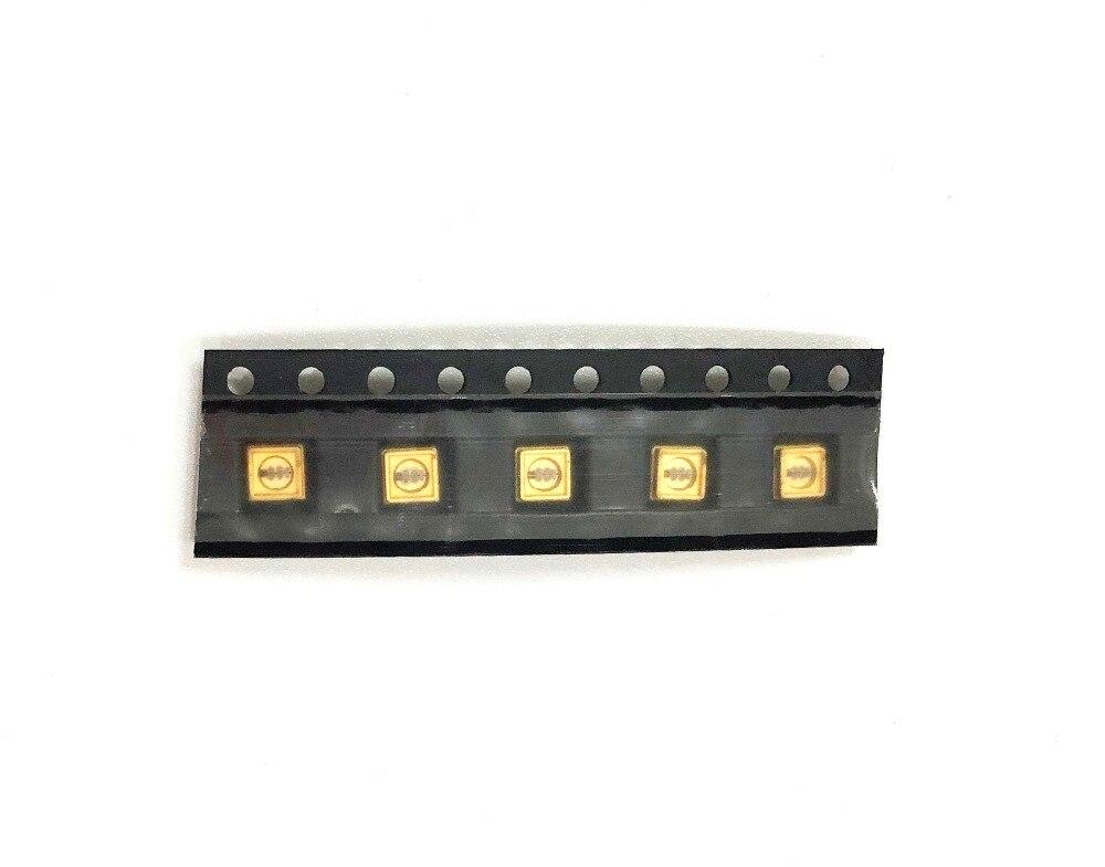 Diodo LED UV 10mW 2 UVC Chips LED en 1 SMD3535 Ultravioleta cuentas de luz UV para lámpara