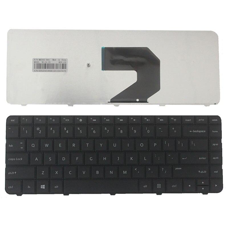 Новая клавиатура для ноутбука HP Compaq Presario CQ57 CQ-57 Series 430 630s US Black