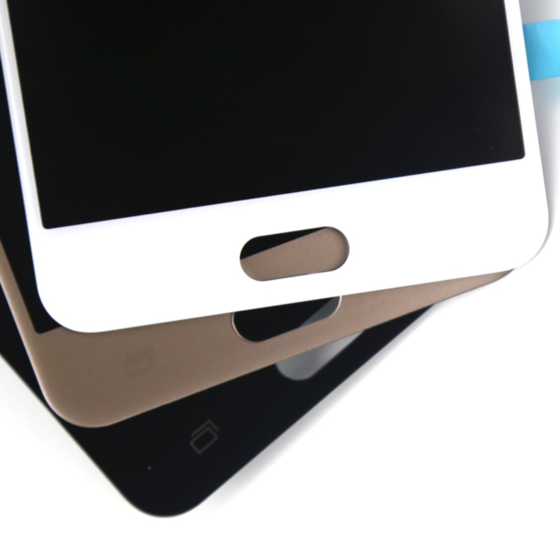 Brand new quality 5.7'' For C7 lcd screen For mobile phone C7000 lcd display replacement assembly no dead pixel enlarge