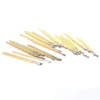 pm75 h cone spring test probe length 27 8mm phosphor copper electrical instrument tool for testing circuit board metal tools