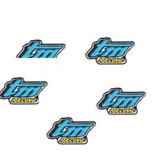 Mode stickerei tuch aufkleber Racing Motorsport Bike Motocross Hemd Jacke Stickerei Applique Eisen Patch