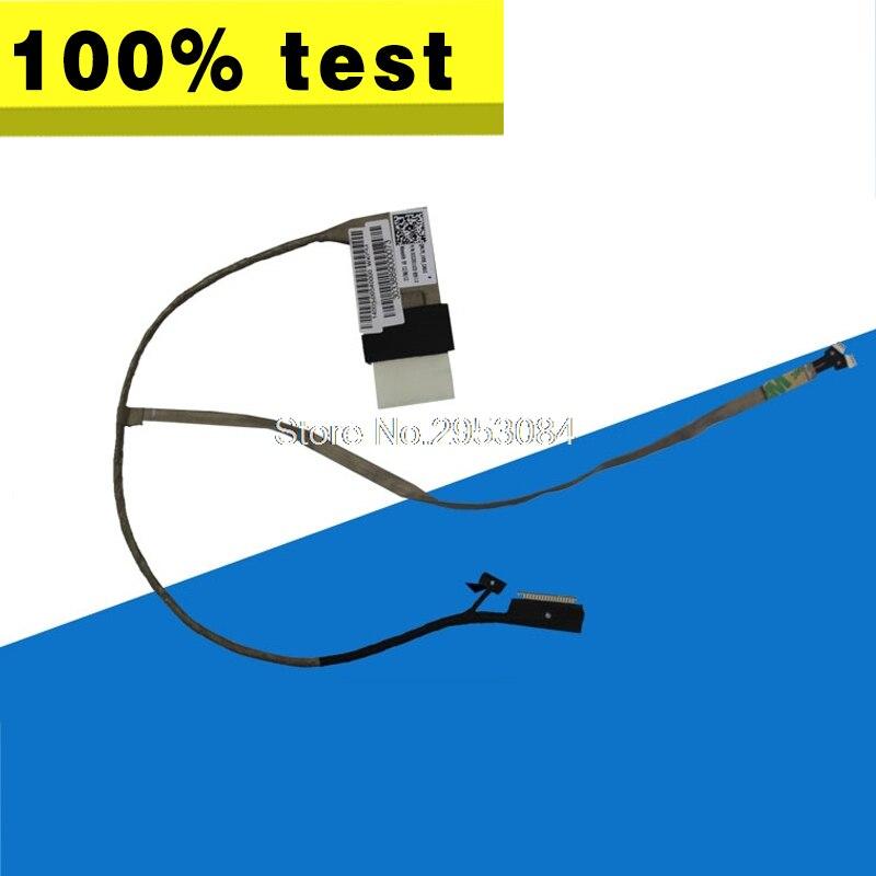 Новый оригинальный кабель K75V для Asus K75VJ K75VM R700VJ K75D k75DR K75DE K75DY с ЖК-дисплеем, полностью протестирован