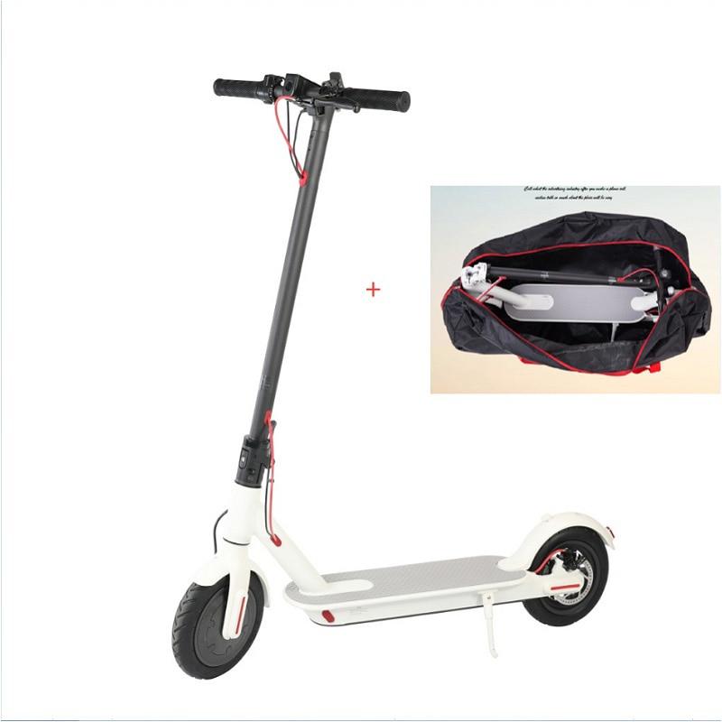 Mini 4 36V 7.8AH BLDC centro fuerte poder scooter Eléctrico Speedway mini IV poderoso scooter