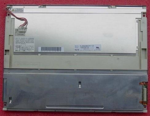 NL8060BC31-32, protótipo NL8060BC31-27 12.1-polegadas TELA LCD industrial originais