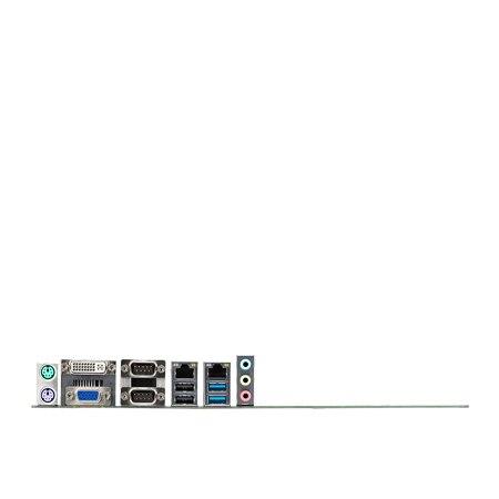 H81 chipset, LGA1150 Socket Core i3/i5/i7 CPU, 6*RS232, 2*GLAN, 2*USB3.0, 8*USB2.0, 4* PCI, industrial ATX motherboard