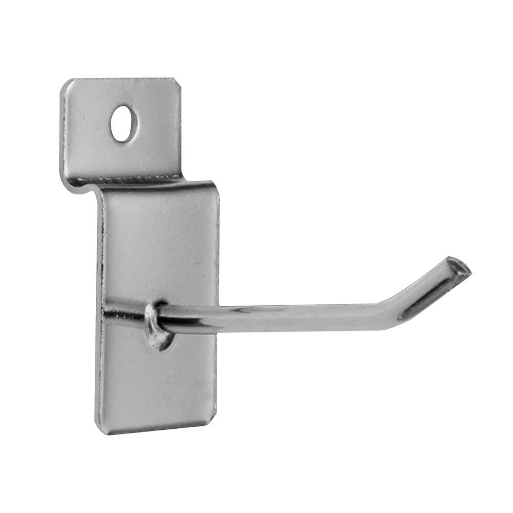 Холоднокатаная сталь Pegboard крючки 55/70/95/145/195/245/300 мм длина крюка 4 диаметр стержня.