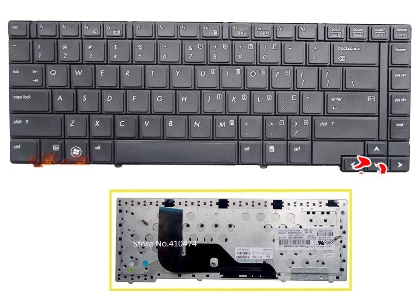SSEA Новый ноутбук клавиатура США для HP Compaq ProBook 6450B 6455B 6440B 6445B