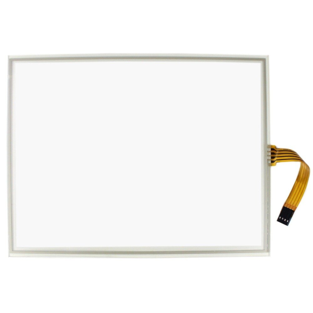 لوحة لمس مقاومة 4 أسلاك ، 10.4 بوصة ، 224.5 × 172.5 مللي متر ، محول رقمي ، شاشة تعمل باللمس ، 10.4 بوصة ، شحن سريع
