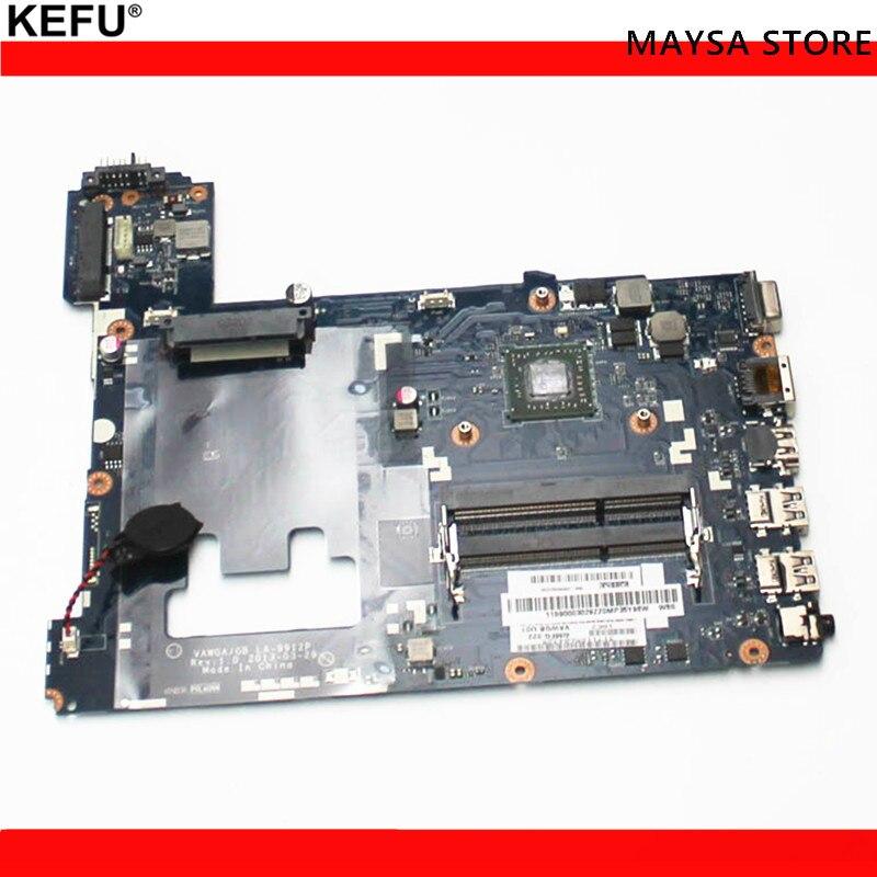 VAWGA /GB LA-9912P اللوحة المحمول لينوفو G505 الكمبيوتر الدفتري المعالج E1-2100