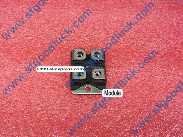 STTH20004TV1 Ultrafast retificador de alta tensão 400 V 2x120 Um 4-Pin ISOTOP Peso 27g (sem parafusos)