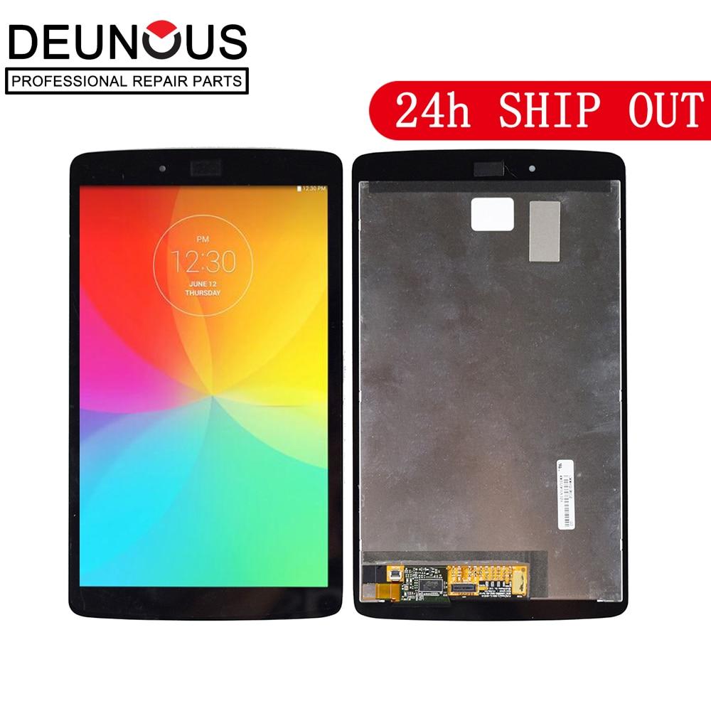 Nuevo para LG G Pad II 8,0 LG V498 V495 pantalla LCD + pantalla táctil digitalizador montaje de cristal para LG G Pad II V498 V495 pantalla