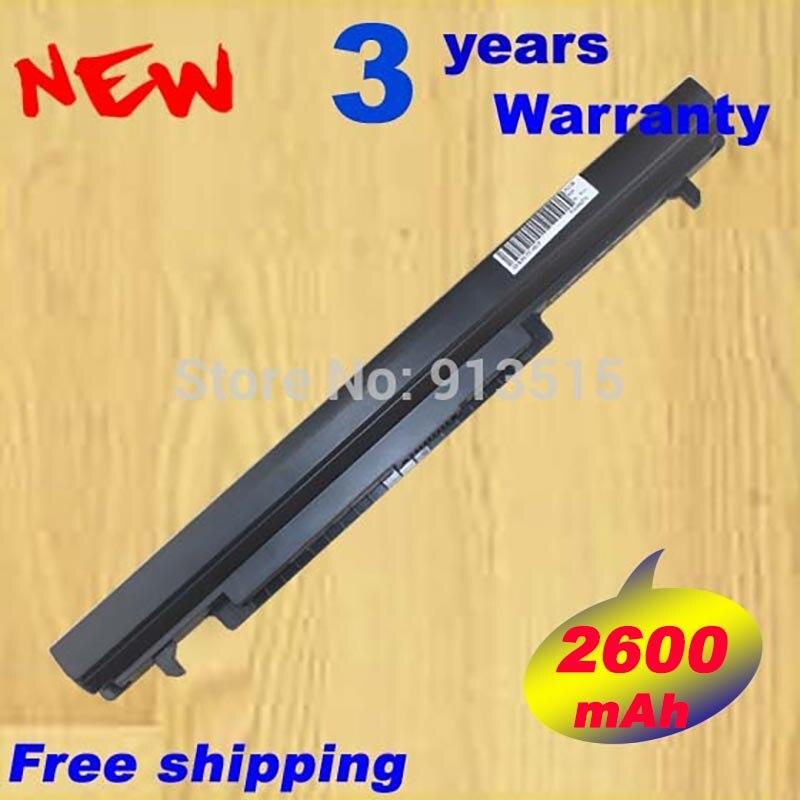 Batterie dordinateur portable pour asus A56 A46 K56 K56C K56CA K56CM K46 K46C K46CA K46CM S56 S46 Série A31-K56 A32-K56 A41-K56 A42-K56 Série