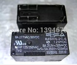 HOT NEW 845HN-2C-S 12VDC 845HN-2C-S-12VDC 845HN-2C 845HN SONGCHU DIP8