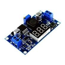 LM2596 LM2596S-voltmètre ADJ DC   Module dalimentation réglable avec affichage numérique à bas échancré
