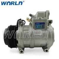 Auto AC Compressor 10PA17C For Mercedes Benz W124 S124 W126 R107 A124 R129 W638 4471008630 4472004540 A0002303611 437100-6001