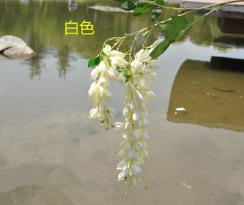 Factory outlets] jasmine flower factory simulation artificial flowers simulation flower opening with wedding housewarming
