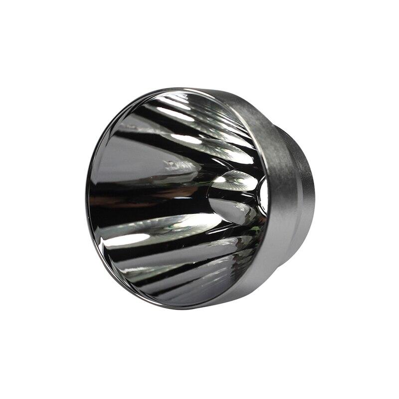 40,5mm (D) x 37,5mm (H) SMO Reflector de aluminio