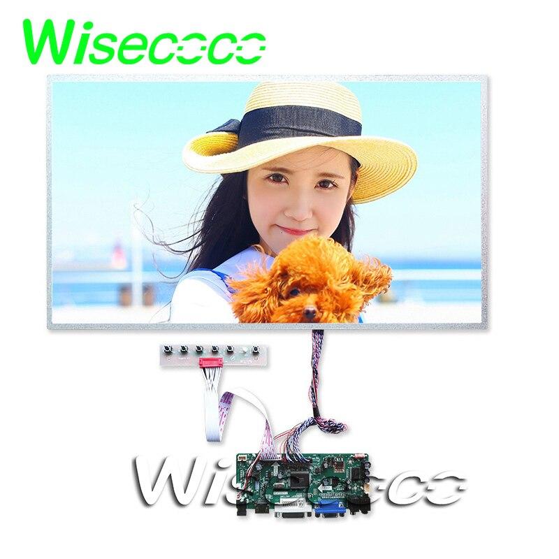 B173RW01 V2 HW5A laptop17.3 LCD screen 1600*900 WLED LVDS 40-pin HDMI/VGA/AV/Audio/RF/USB TV56 controller driver board kit