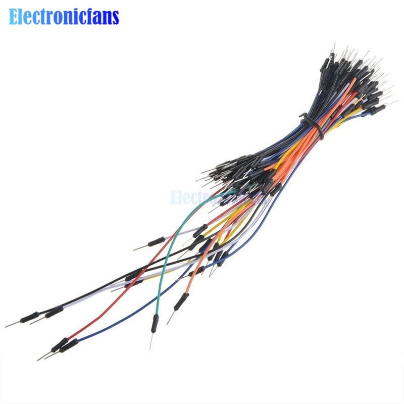 Макетная плата, соединительные кабели