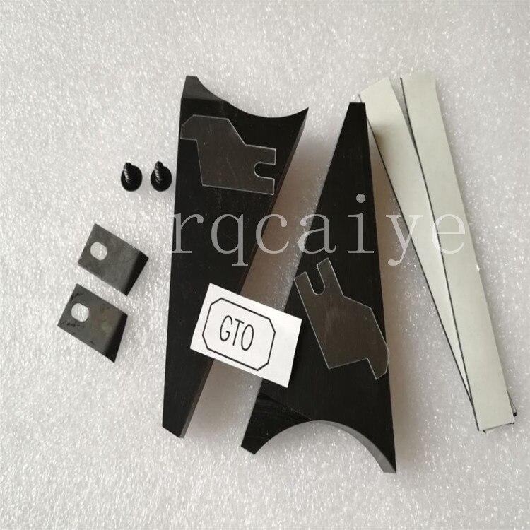 5 zestawów wysokiej jakości GTO52 atramentowe koniec bloki GTO 52 maszyna drukarska atrament fontanna