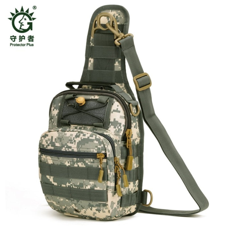 Bolsas de hombro Lumbar 2019 bolsa de pecho militar bolsas multifuncionales paquetes de turismo Paquete de doble uso de alta calidad a prueba de desgaste