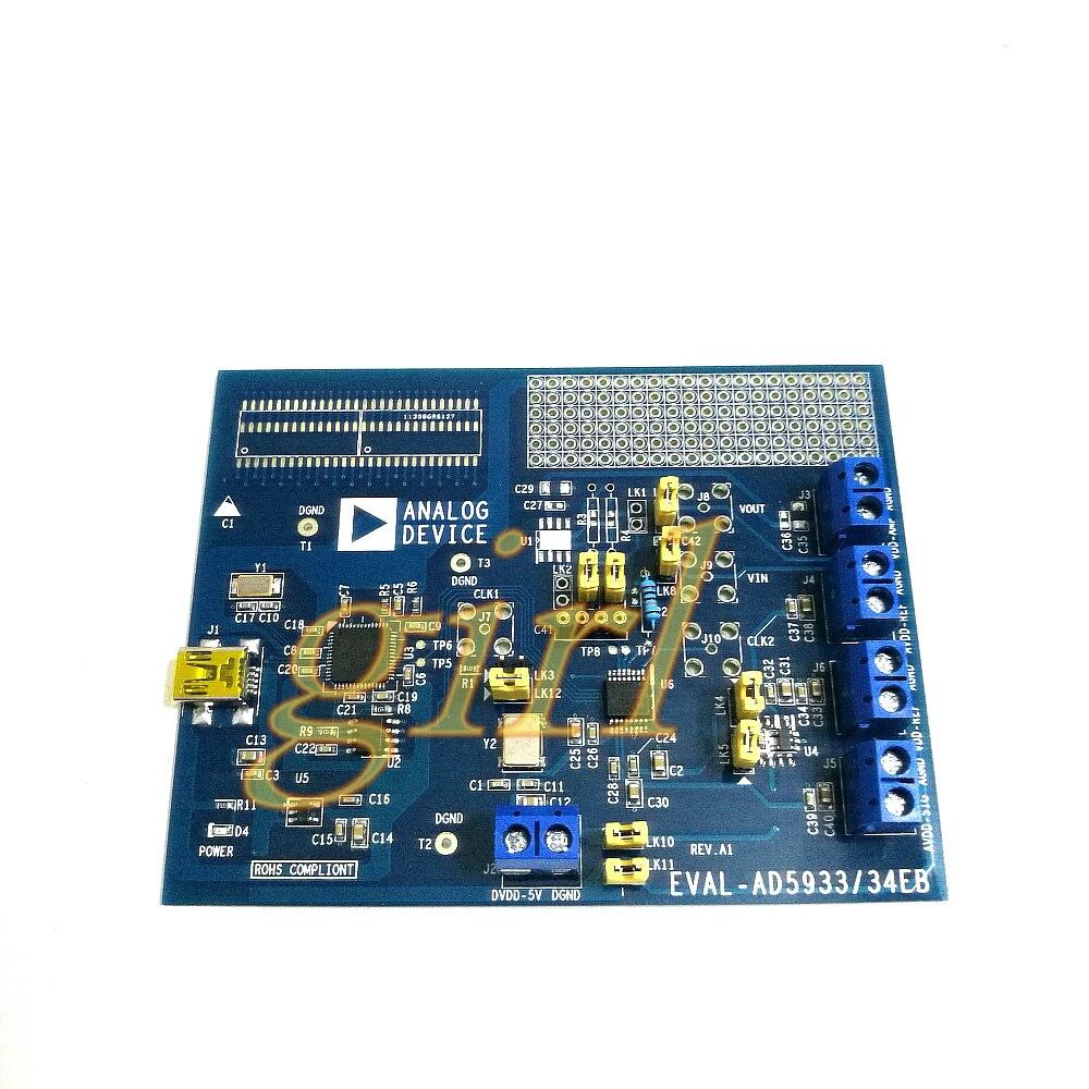 لوحة تطوير AD5934, لوحة تقييم/قياس مقاومة [الفقرة الرسمية]