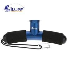 ILure 32 мм, стоячий шарнирный ремень, комбинированное отсадочное рыболовное удилище для игр, рыболовные аксессуары, рыболовное оборудование