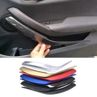 car interior door handles panel pull trim inner handle cover for bmw x1 e84 2010 2011 2012 2013 2014 2015 2016