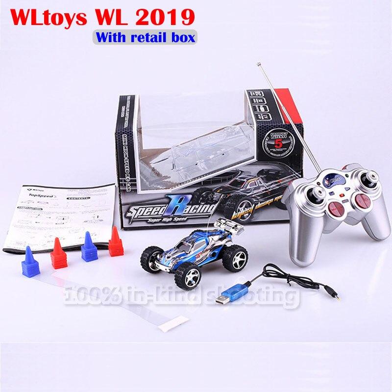 WL toys 2019 132 6 CH Control remoto Dirt Bike coche eléctrico RC de alta velocidad (20-30 km/hora) Control Turbo de 5 velocidades listo para usar