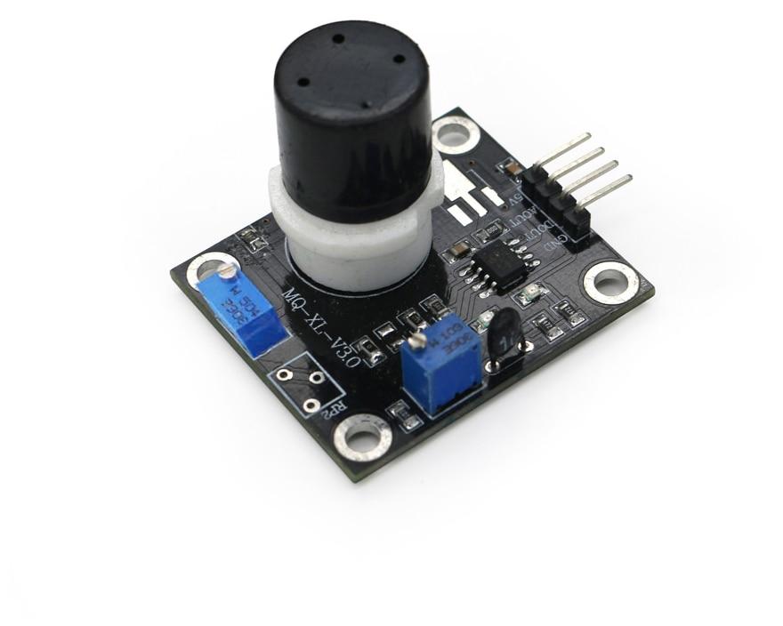Módulo de sensor de detección de baja concentración de Gas ozono Aihasd MQ131